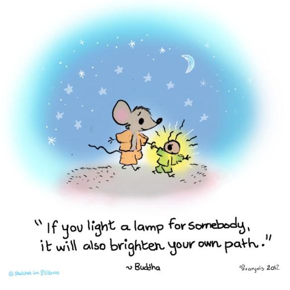 Yogi mouse firefly