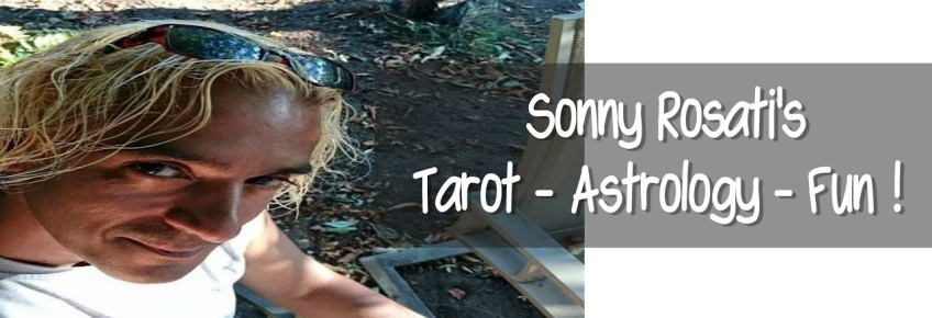 Sonny Rosati Tarot Astrology Horoscopes Youtube