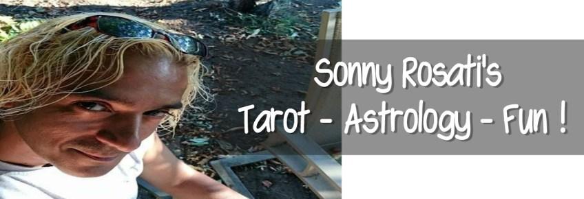 Sonny Rosati Tarot Astrology Horoscopes Youtube