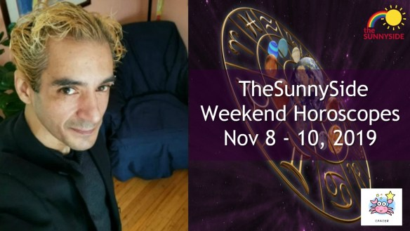 TheSunnySide Weekend Horoscopes Live on YouTube Psychic Readings in Toronto and Chicago