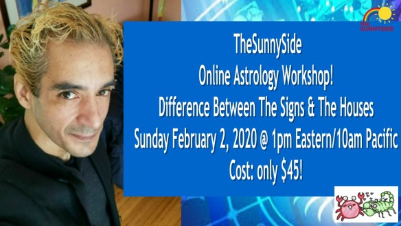 learn astrology online