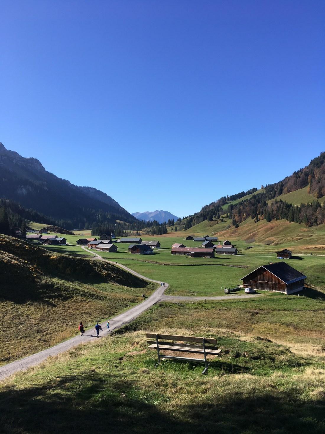 Schönenbach, Bizau, Bregenzerwald