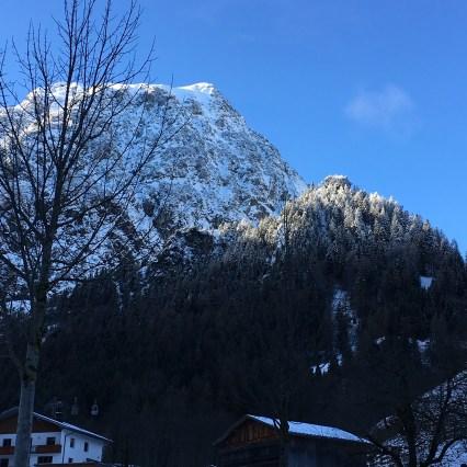 hinauf auf den Berg, Brand, winterwounderland