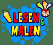 Logo-Lesenundmalen