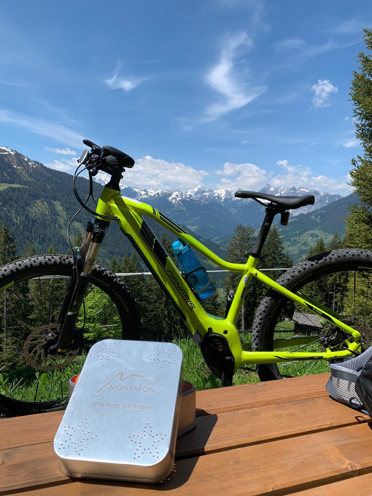 fritzensee, bike&hike montafon, bartholomäberg, kristberg, Silbertal