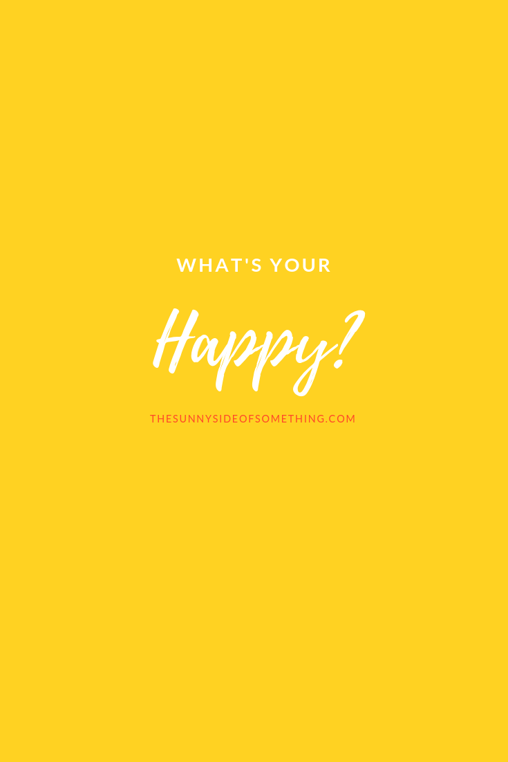 What's Your Happy?