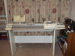 Knitting Machine on Ebay