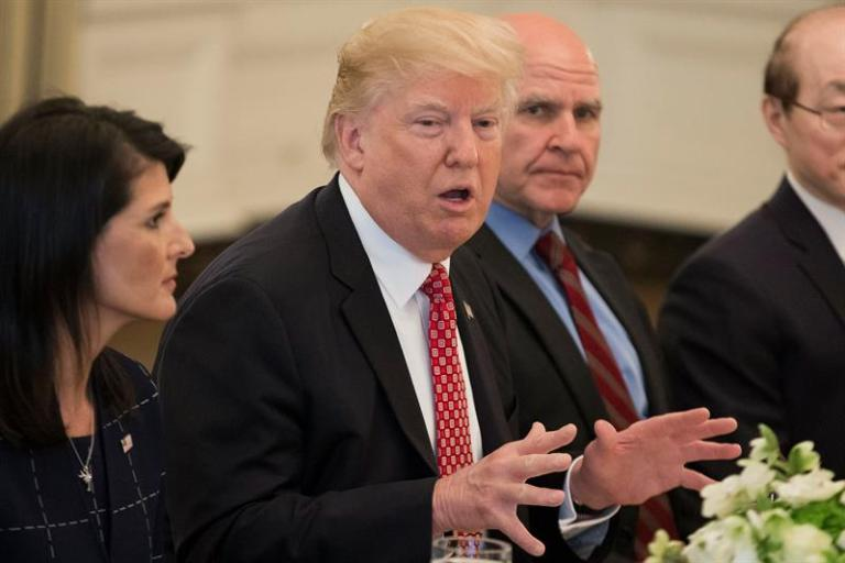 Trump wants to accelerate plans to reduce corporate tax to 15%