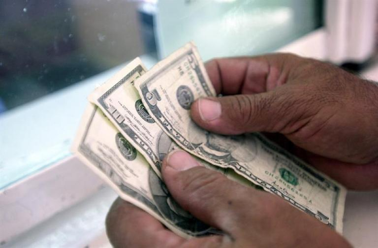 The US has a budget surplus of US $ 182 billion in April