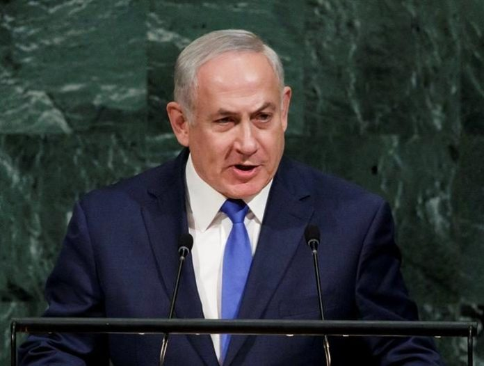 Netanyahu leaves the other three portfolios he occupies but will remain prime minister