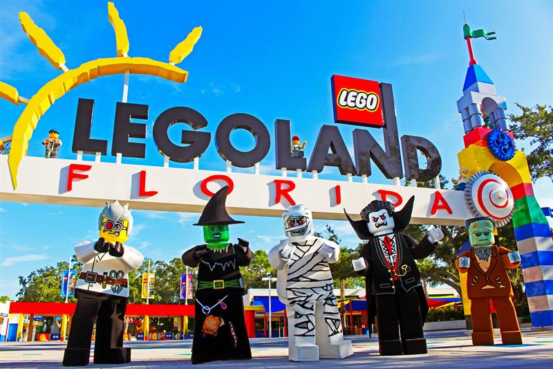 "Legoland will open a theme park based on the movie ""The Lego Movie ..."
