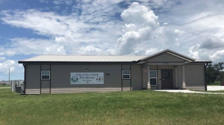 Date Set for New Fire Station 33 Grand Opening Ceremony