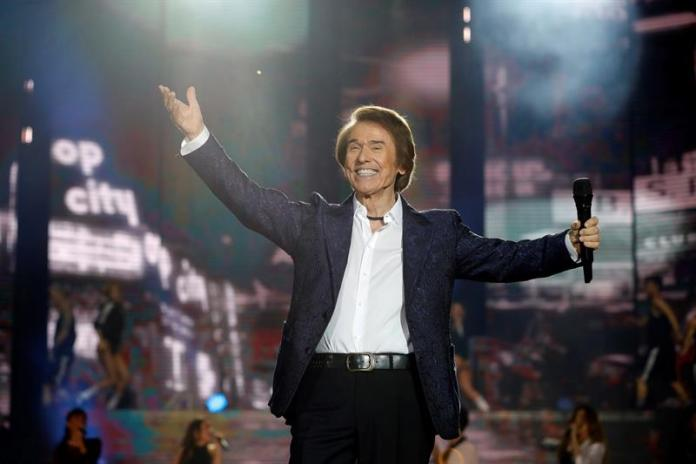Hall of Fame of Latin Composers will award Raphael for being Legend in Life