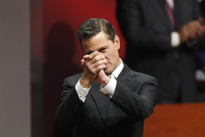 Peña Nieto praises his legacy in a final report plagued by omissions