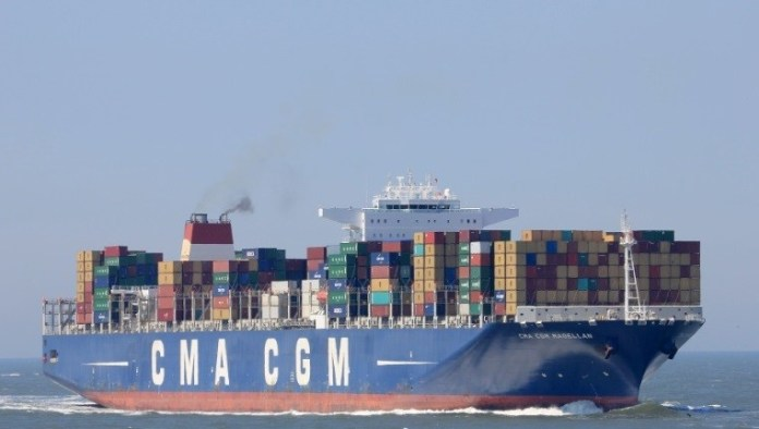 PortMiami   Miami-Dade County officials to welcome the largest container ship to call at a Florida port