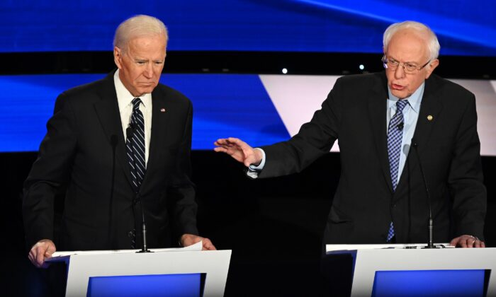 The 'supertuesday' becomes the first duel between Sanders and Biden for the Democratic nomination