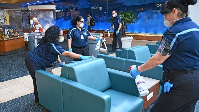 Orlando International Airport makes safety changes amid COVID-19 outbreak