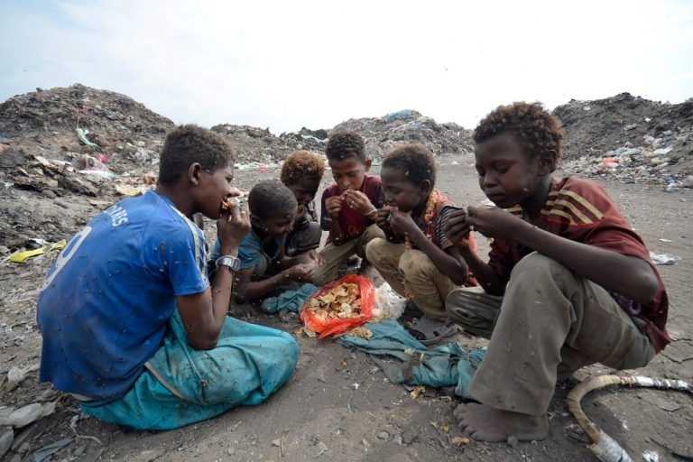 Child hunger hits record highs in Yemen