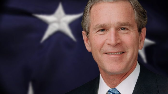 Former President George Bush will be present at Biden's inauguration