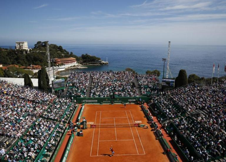 The Monte Carlo Masters 1,000 will be played behind closed doors