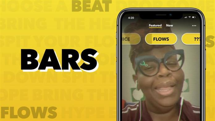 Facebook creates BARS, an app for rappers that helps create rhymes and songs