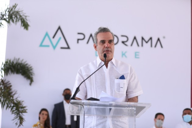 President Abinader praises the Vista Cana project: A tourism master plan that will generate around six thousand jobs