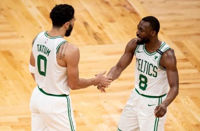 Celtics get into 'playoffs' driven by a great Tatum