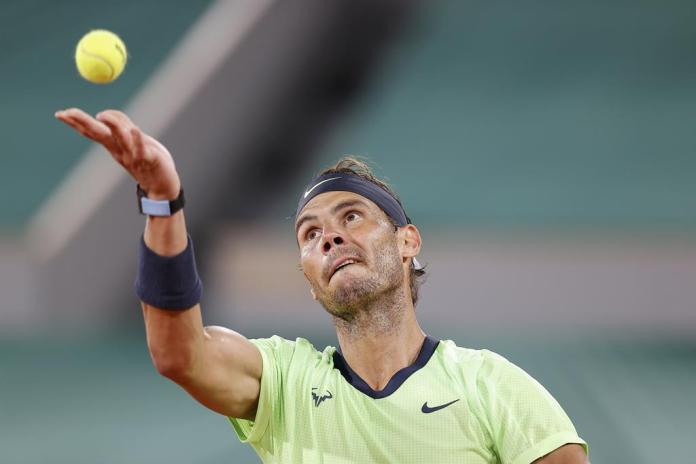 Nadal continues in 'airplane mode' and gets into the round of 16