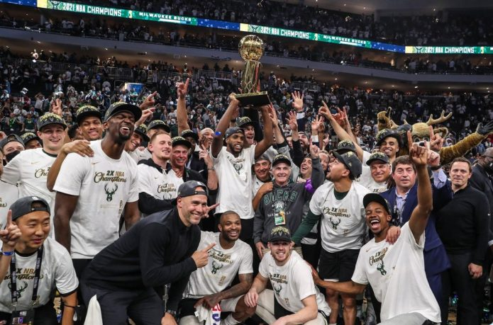 The Bucks reign in the NBA 50 years later with 50 points from Antetokounmpo