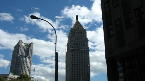 Photo: More Sky and Skyscrapers in NYC