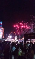 Photo: Fireworks at Coney Island