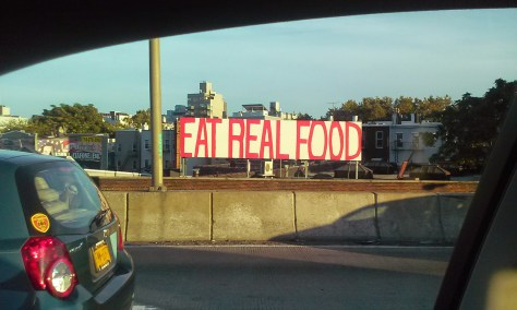 Photo:  Eat Real Food