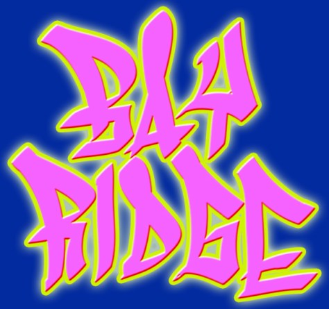 Image:  Bay Ridge Digital Graffiti Logotype