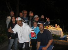 Photo: Don Stoaker - The Sunset Kid - Backyard BBQ w/Fam (P-Nut RIP)