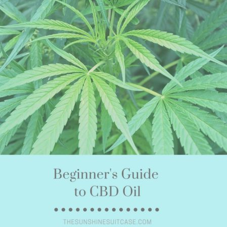 Beginners Guide to CBD Oil