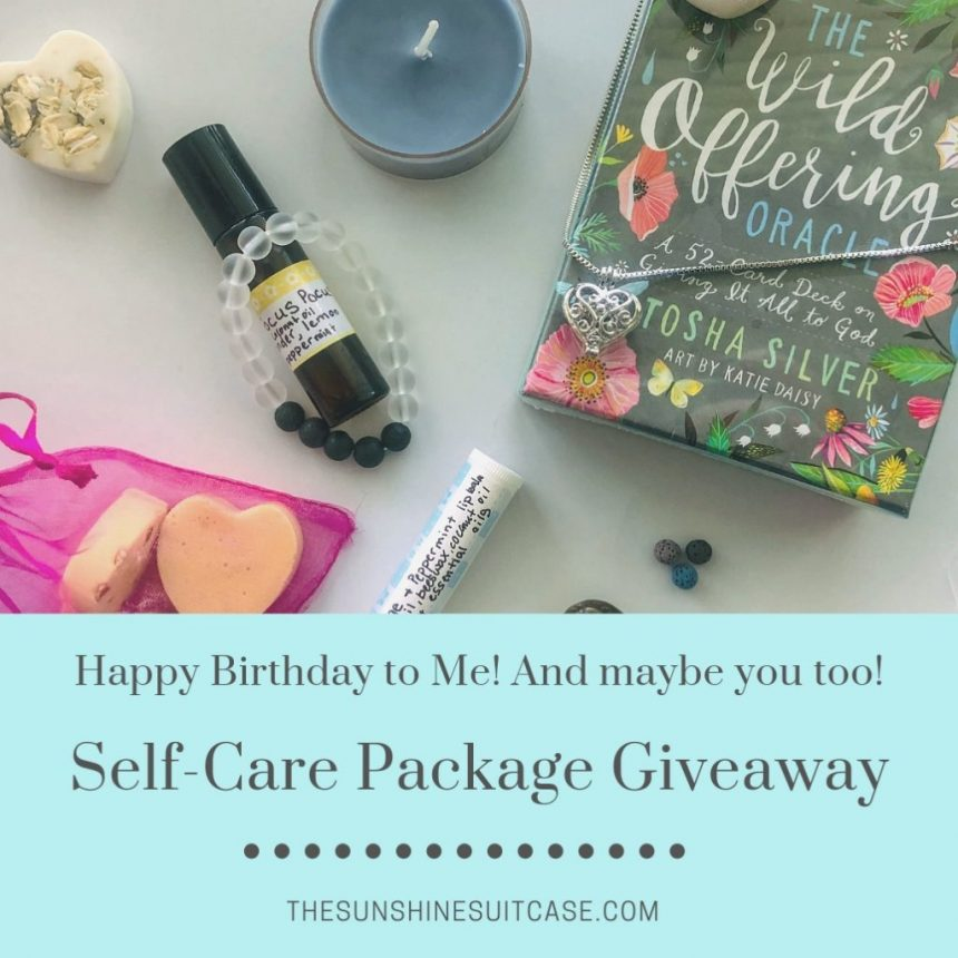 Self-Care Package Giveaway