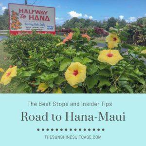 Road to Hana Tips