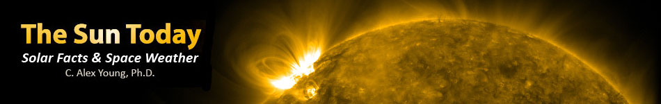 The Sun Today with C. Alex Young, Ph.D.