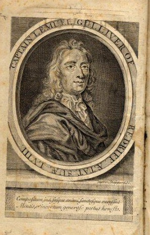 Captain Lemuel Gulliver