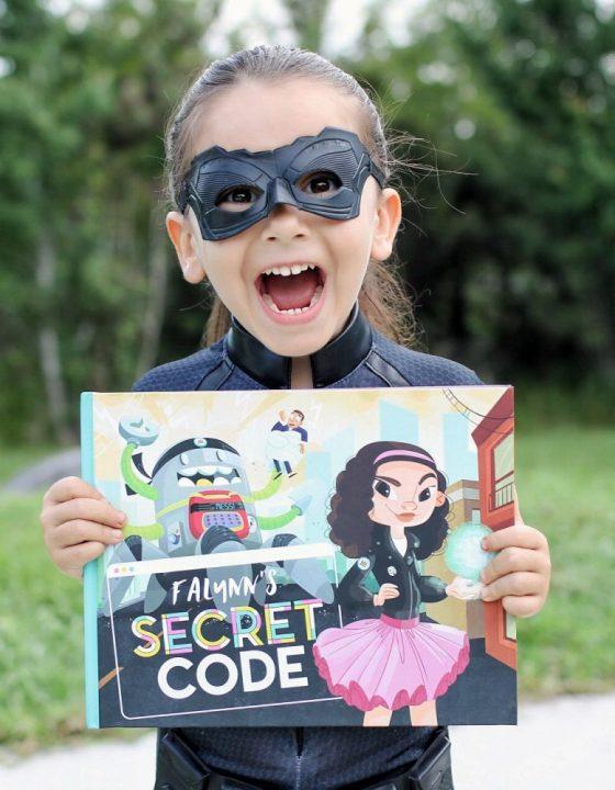 An Innovative Children's Book That Stars Your Girl as a Tech Hero