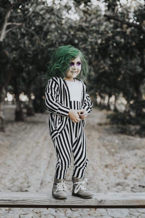 Beetlejuice Costume - Halloween costume