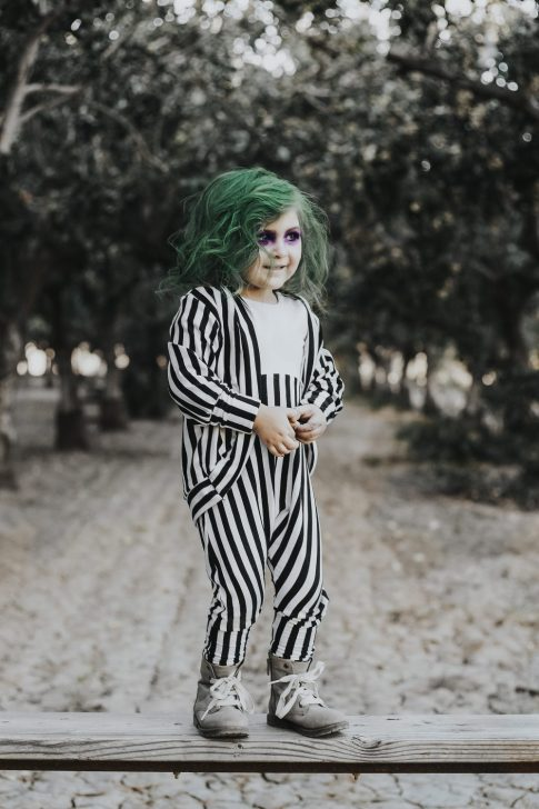 Beetlejuice Costume - Halloween costume
