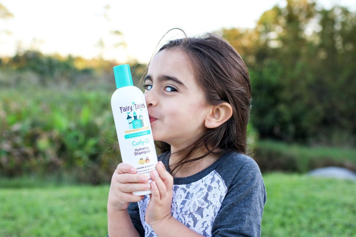 Fairy Tales Hair Care - How We Keep Falynn's Curls Looking Great