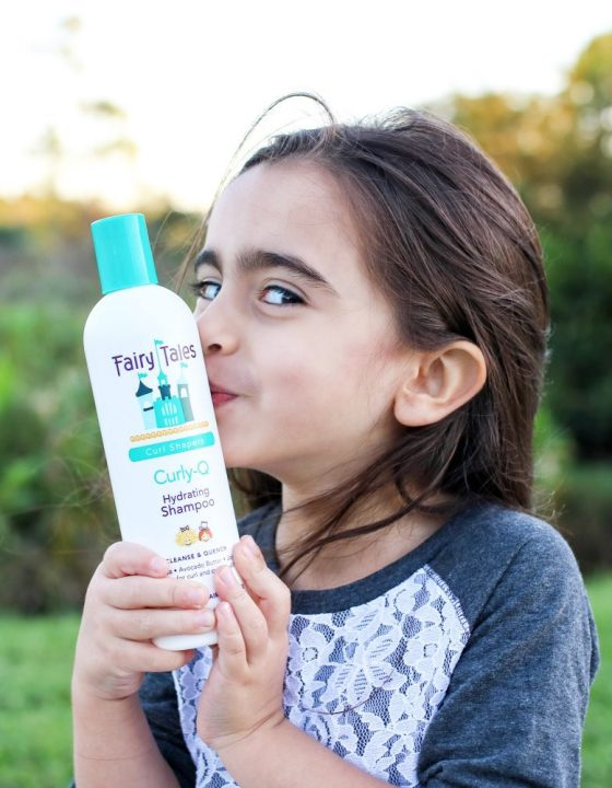Fairy Tales Hair Care – How We Keep Falynn's Curls Looking Great