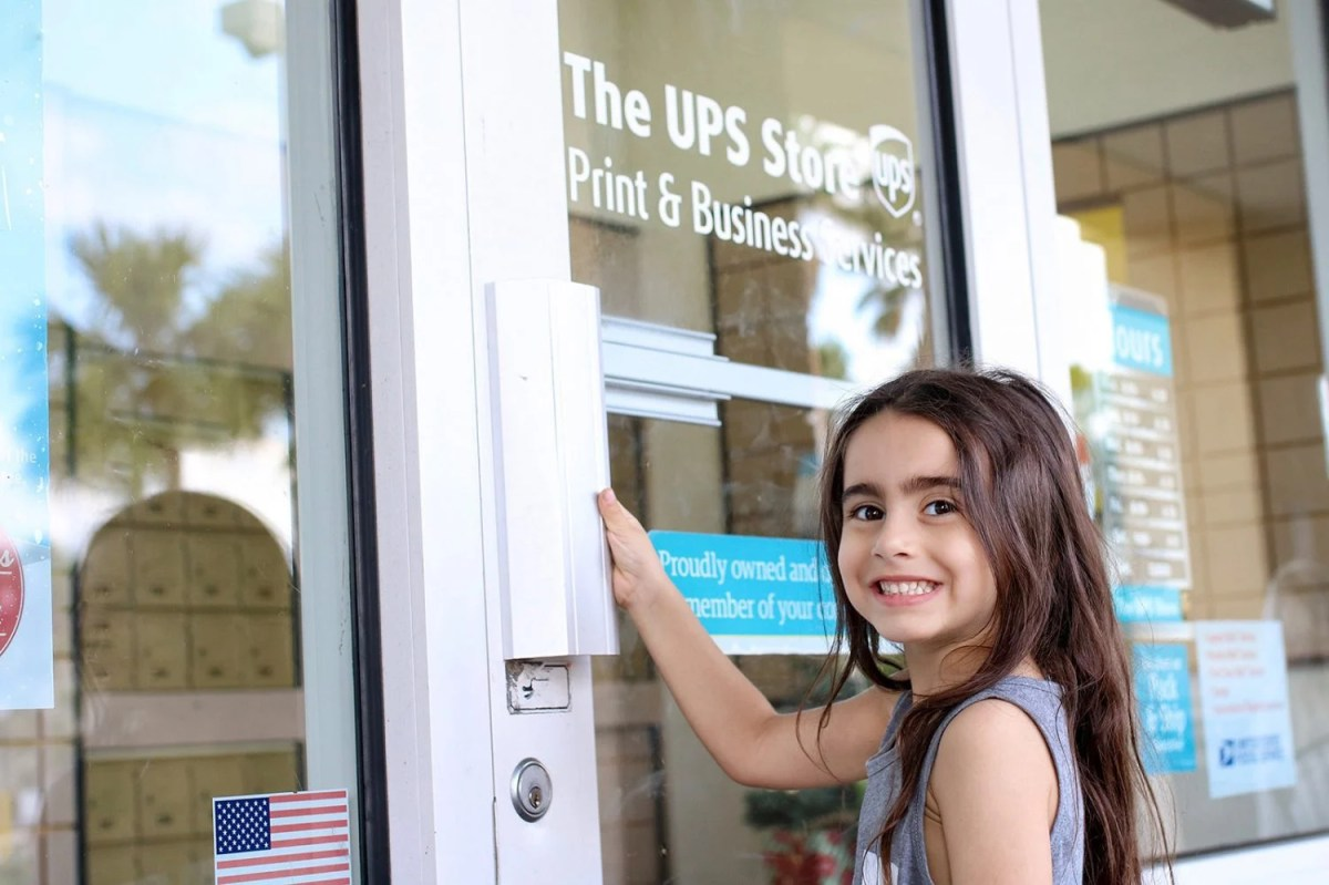 Shipping Made Easy with The UPS Store
