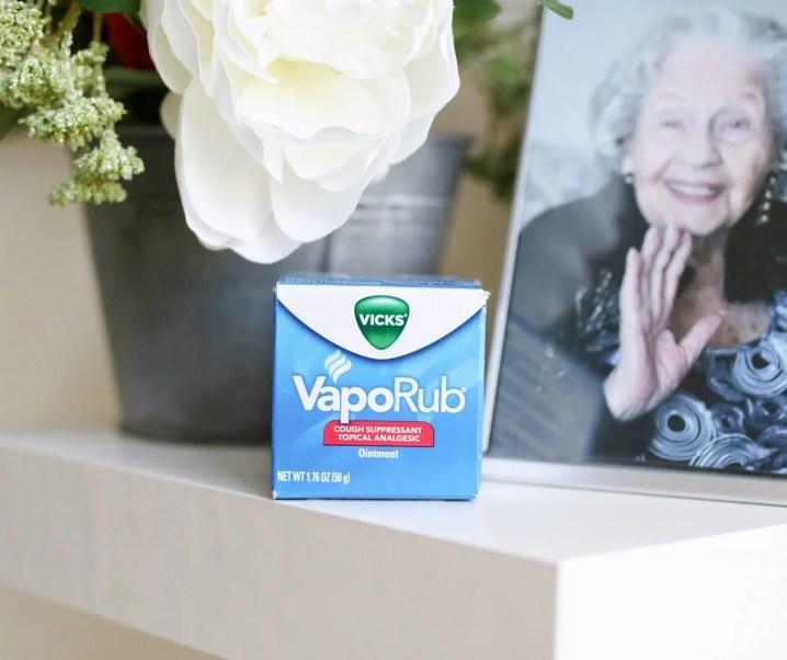 Remembering My Childhood with Vicks VapoRub