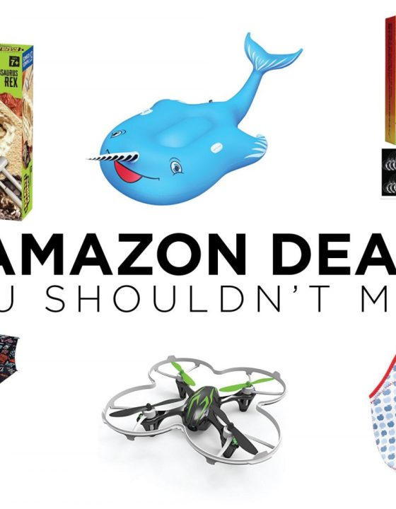 6 Family Friendly Amazon Deals You Shouldn't Miss