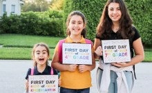 back to school, kindergarten, youngest child, last first day of kindergarten, elementary school, family fun, family friendly, children, kids, mom blog, mom blogger, mommy blog, mommy blogger, 2018, family blog, parenting blog, the super mom life, thesupermomlife, travel blogger, parenting blogger, family blogger