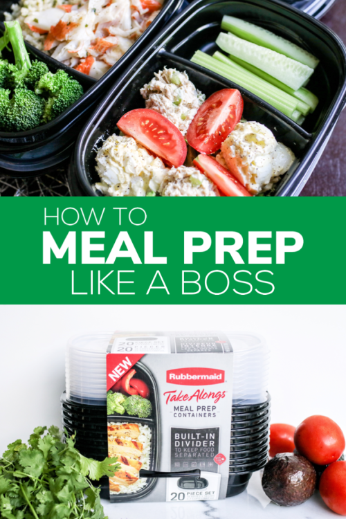 """Since it's prepared and ready to go, meal prep takes """"fast food"""" to a whole new, healthier level. It's faster and cheaper than going through the drive-thru!"""