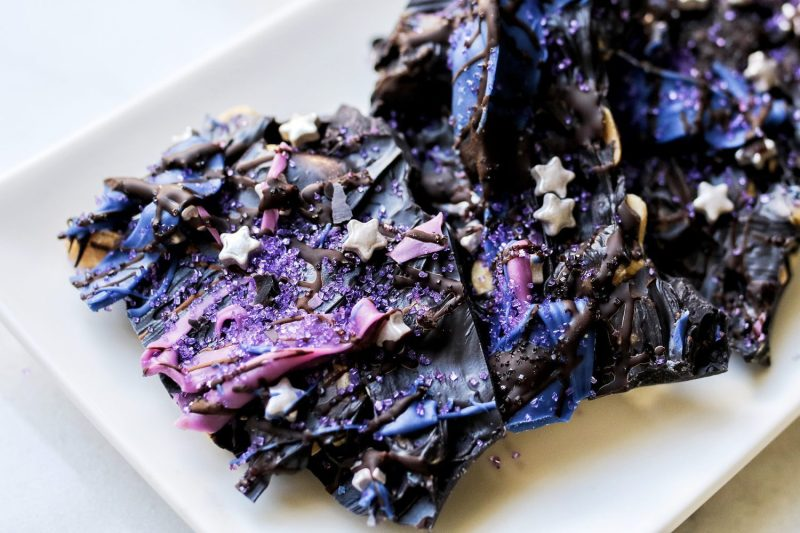 Space Bark – An Out of This World Snack